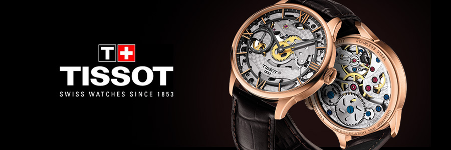 TISSOT SPRING CAMPAIGN